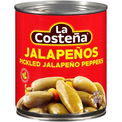 La Costeña Pickled Jalapeno Peppers