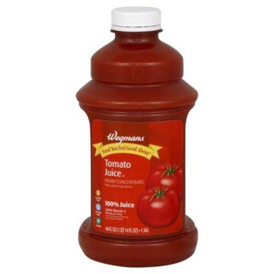 Wegmans Tomato Juice