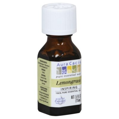 Aura Cacia Aura Esntl Oil Lemongrs