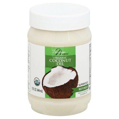 Tresomega Coconut Oil, Organic