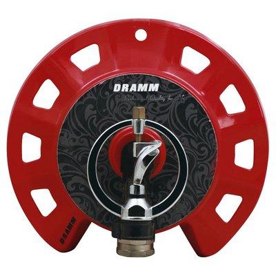 Dramm Spinning Sprinkler, Red