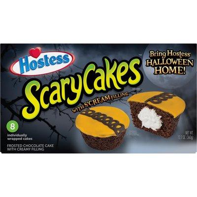 Hostess ScaryCakes CupCake Multi-Pack
