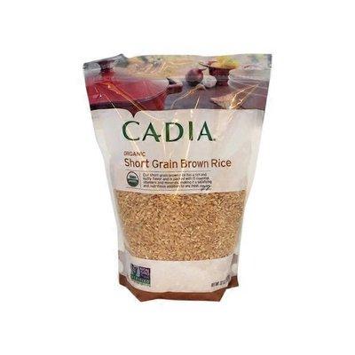 Cadia Short Grain Brown Rice