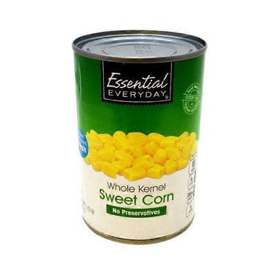 Essential Everyday Sweet Corn, Whole Kernel