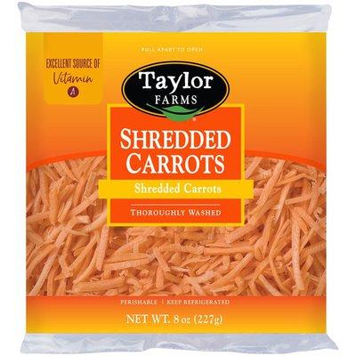 Taylor Farms Shredded Carrots