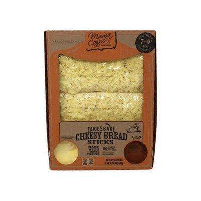 Mama Cozzi's Pizza Kitchen Cheesy Breadsticks