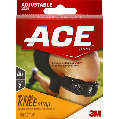 Ace Knee Strap, Adjustable, Adj