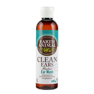 Earth Animal Clean Ears Natural Remedies for Dogs and Cats