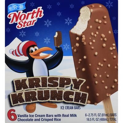 Northstar Ice Cream Bars, Krispy Krunch