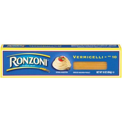 Ronzoni Vermicelli No. 10