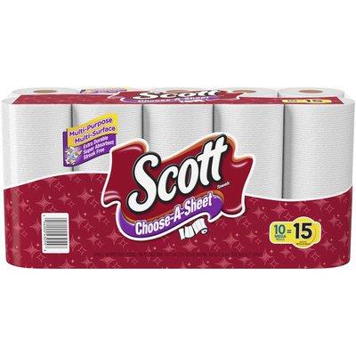 Scott Choose-A-Sheet Mega Roll Paper Towel