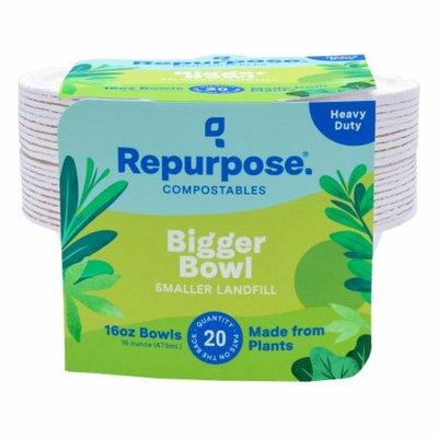 Repurpose Eco-Bigger Bowls