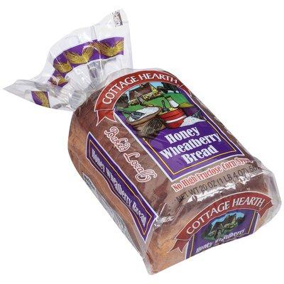 Cottage Hearth Honey Wheatberry Bread