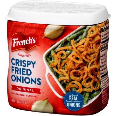 French's® Original Crispy Fried Onions
