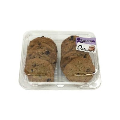 Gourmet Oatmeal Raisin Cookies