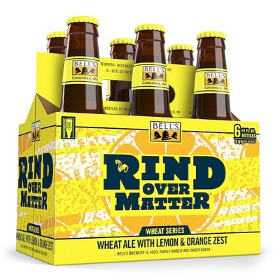 Bell's Brewery Rind Over Matter