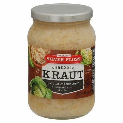 Silver Floss Kraut, Bavarian