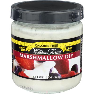 Walden Farms Calorie Free Marshmallow Dip Trempette De Giumauve