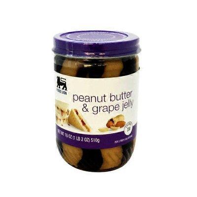 Food Lion Peanut Butter & Grape Jelly