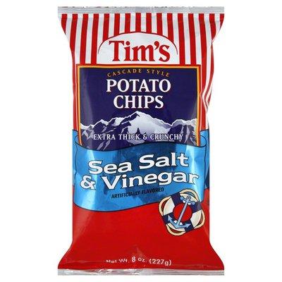Tim's Potato Chips, Sea Salt & Vinegar