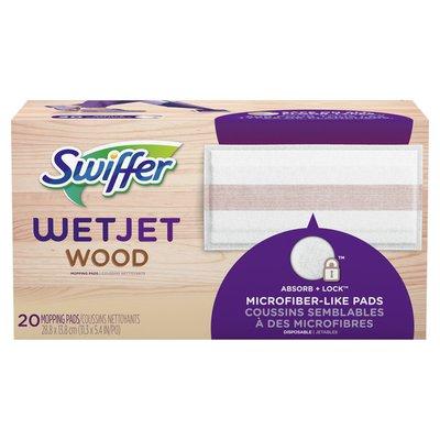Swiffer Wetjet Wood Mopping Cloth Refills