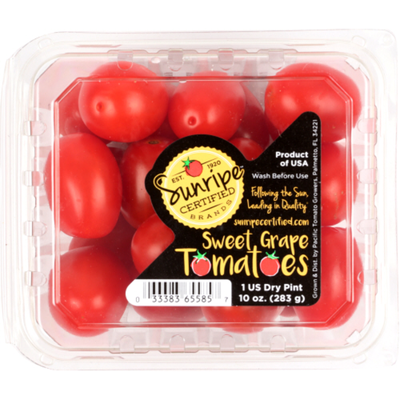 Red Grape Tomato Package