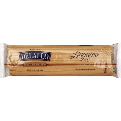DeLallo Linguine, No. 6
