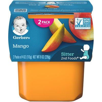 Gerber Mango Baby Food