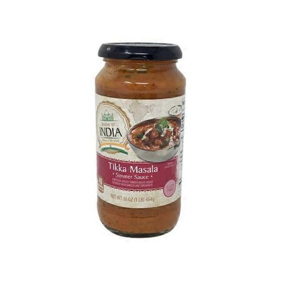 Journey To... Tikka Masala Sauce