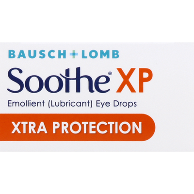 Bausch + Lomb Eye Drops, Xtra Protection