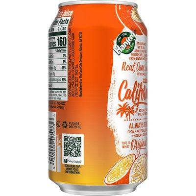 Hansen's Orange Can
