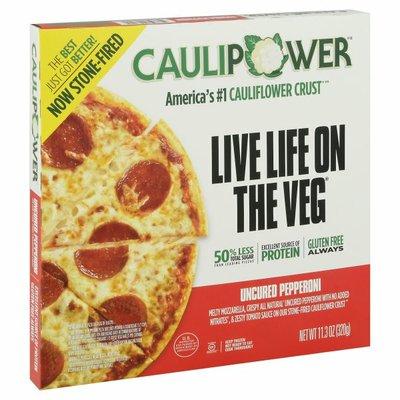 Caulipower Uncured Pepperoni Cauliflower Crust Pizza