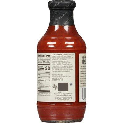 Stubb's® Original BBQ Sauce