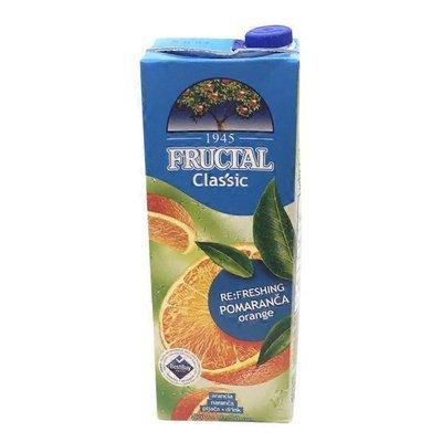 Fructal Fruit Drink, Orange