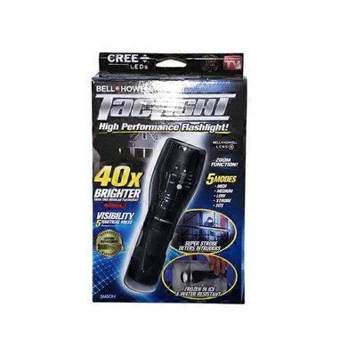 As Seen on TV Bell & Howell Tac Light Tactical Flashlight