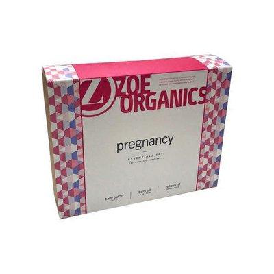 Zero Organics Pregnancy Gift Set Essentials Set