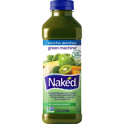 Naked 100% Juice Smoothie, Green Machine