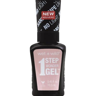 wet n wild 1 Step Wonder Gel, Pinky Swear 721A
