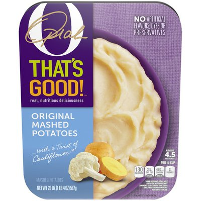 O That's Good O That's Good Original Mashed Potatoes