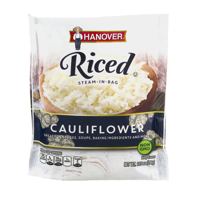 Hanover Cauliflower, Riced