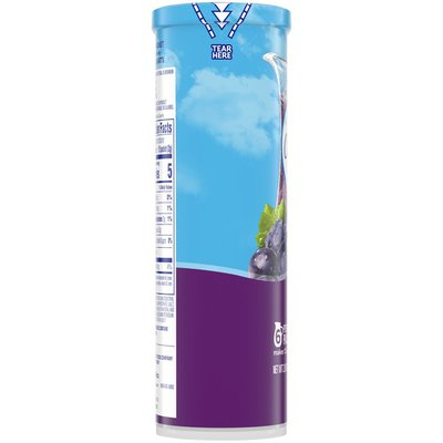 Crystal Light Concord Grape Artificially Flavored Powdered Drink Mix
