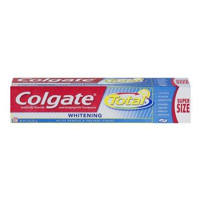 Colgate Total Whitening Anticavity Fluoride and Antigingivitis Toothpaste