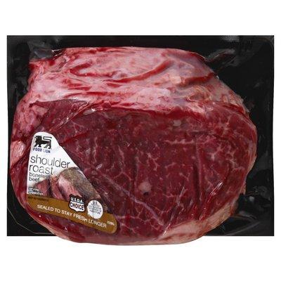 Beef Chuck Shoulder Roast Boneless