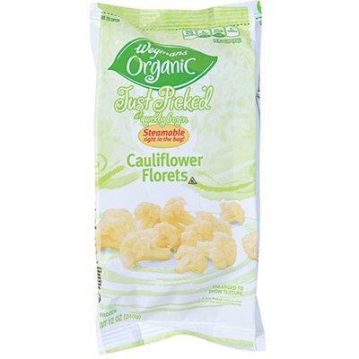Wegmans Organic Frozen Cauliflower Florets