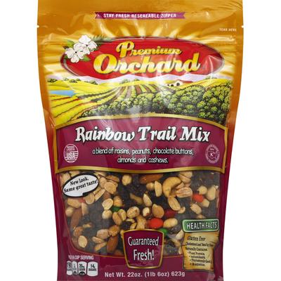 Premium Orchard Trail Mix, Rainbow