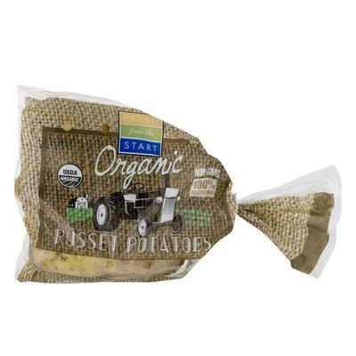 Garden Sweet Organic Russet Potatoes Bag