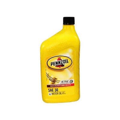 Pennzoil Motor Oil, SAE HD-30