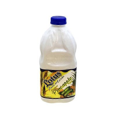 Lotus Pineapple Juice