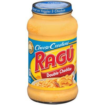 Ragu Cheese Creations Double Cheddar Cheese Sauce