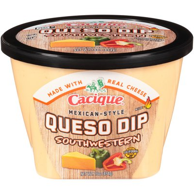 Cacique Southwestern Mexican-Style Mild Queso Dip